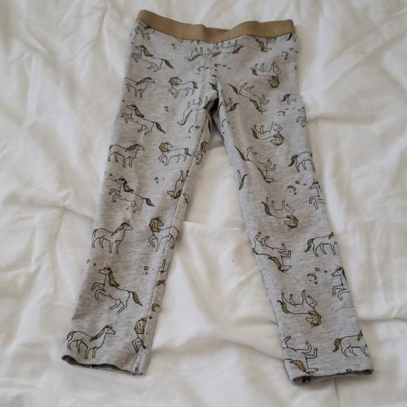 Carter's Other - Unicorn Leggings
